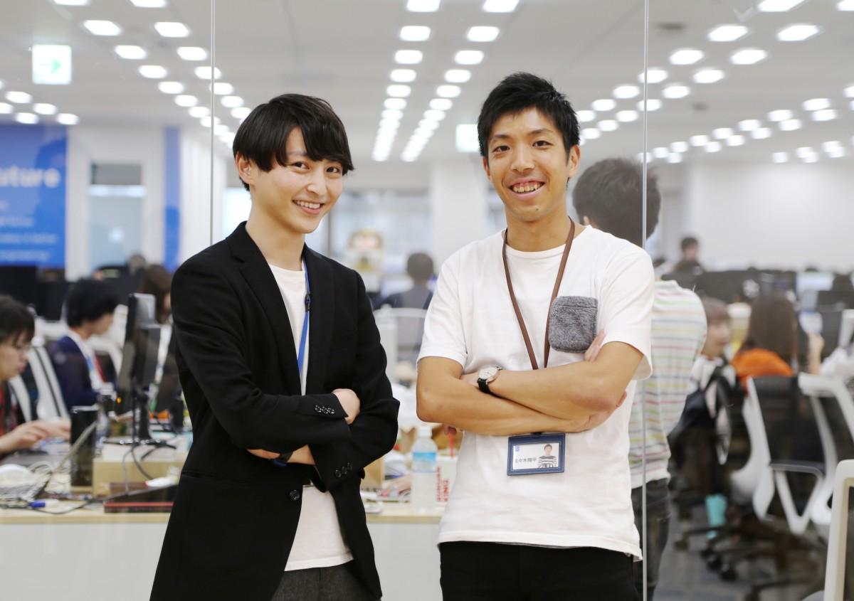 居村さんと佐々木さん